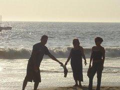 Con el mio figlio y la mia sorella en Chuyillachi - Piura