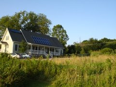 Solar Home in Tennessee
