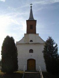 Kerk in Hegyhátmaróc