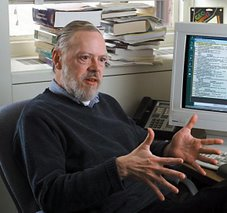 Daddy of C and Unix