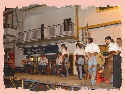 Alma Raiana, na Festa de Agosto de 2006