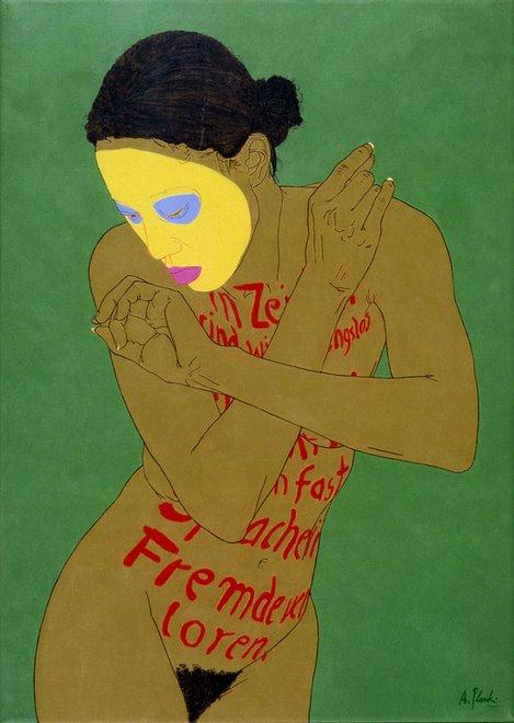 """La mujer ilustrada"""