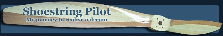 Shoestring Pilot - Home built Paramotor Project