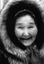 Somewhere inside me lives a 3000 year old eskimo woman