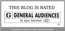 This Blog is Rated-G