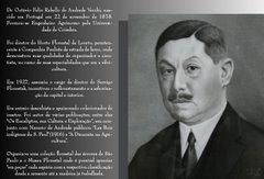 O Sr ''Octávio Vecchi''foi o idealizador do Museu Florestal