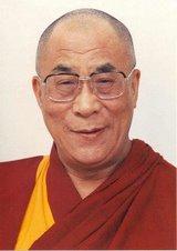 Sua santidade o Dalai lama
