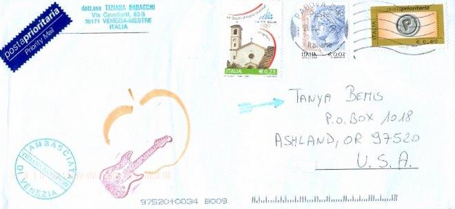 Tiziana Baracchi, Italia  Posted 06/07