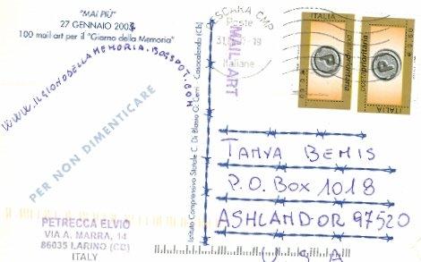 Petrecca Elvio, Italy, Posted 06/07
