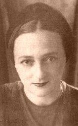 La bella María Calcaño