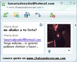 mi messenger: lamariadenadie@hotmail.com