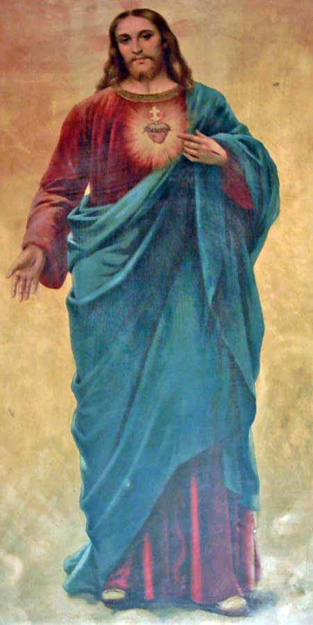 DULCISIMO CORAZÓN DE JESÚS EN TI CONFIO.
