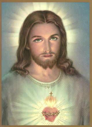 DULCE CORAZÓN DE JESUS EN TI CONFIO
