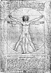 Leonardo da Vinci- The Human Symmetry