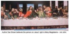 "Leonardo"" s Last Supper"
