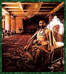 Emperor Haile Sellassie I - The Lion of Judah Prevails!