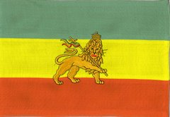 The Jublee Palace Lion of Ethiopia