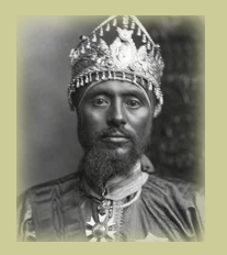 "Ras Makonnen Wolde-Michael at King George""s Coronation, London, Great Britain"