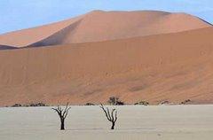 Expanding Deserts & Global Warming