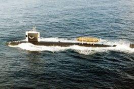 USS Pintado SSN 672