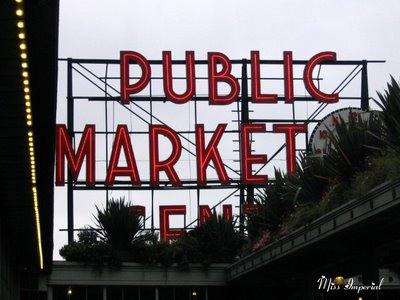 Pike Place, Seattle, WA, 08-Oct-06