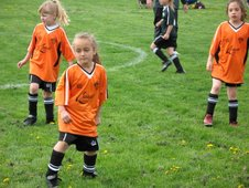 Kool Kid!  She's my Soccer Star!