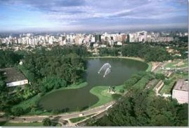 Lago de Ibirapuera