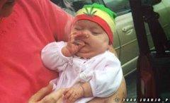¿El hijo de Bob Marley?