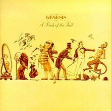 Genesis - A Trick Of The Tail (1976)
