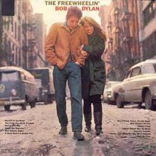 Bob Dylan - The Freewheelin' Bob Dylan (1963)