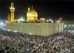 ImamHussain A Shrine Arbaeen