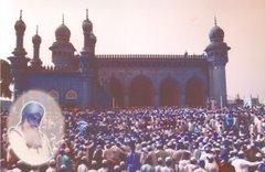 Namaz-A-Janaza Hazrath Abul Kharat At Makka Masjid:7Jan5