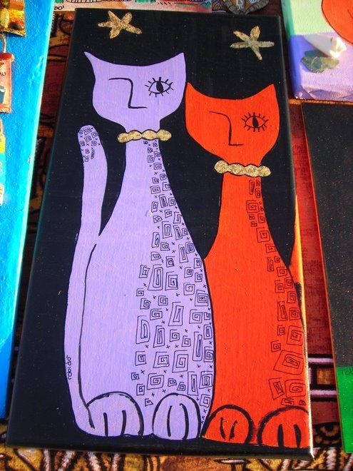 Gatti Modigliani