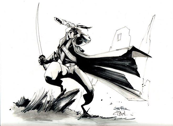 Grifter Sketched