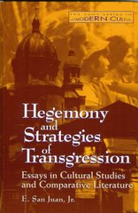 HEGEMONY & STRATEGIES OF TRANSGRESSION