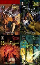 Dragons in our Midst Book Covers