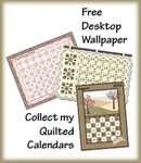 Quilted Calendars