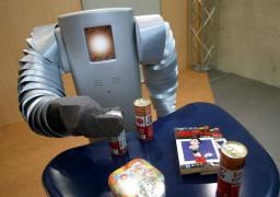 Il robot UBIKO su Nihon Style