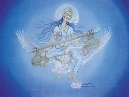 Saraswati ...      A Deusa das Artes