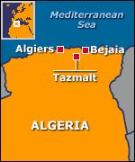 Tazmalt en Algerie