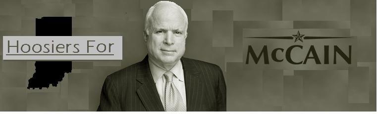Hoosiers for McCain
