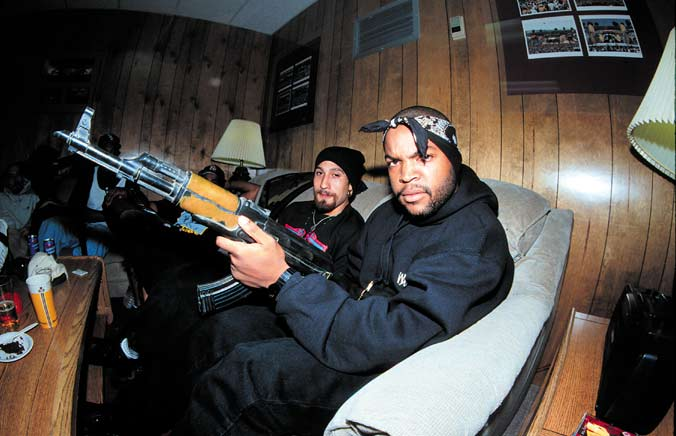 Ice Cube & B-Real