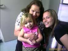 mammaw, mommy, and jackie