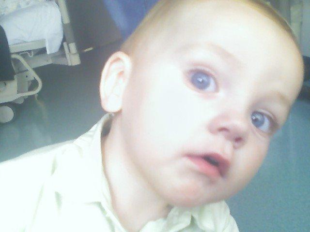 our son, bubba or lil joshua david