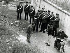 Carabinieri bloccano tossici a ridosso di scampia