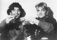 Maradona ed Erminia Giuliano