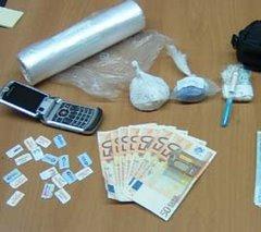 Sequestro di droga a scampia