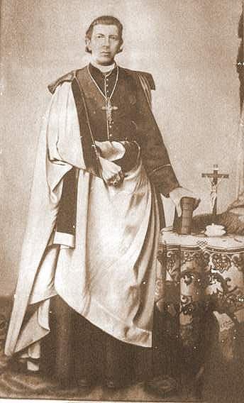MONS. JOSE MARIA GELABERT Y CRESPO