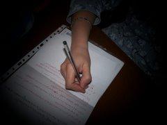 Escribiendo que es gerundio