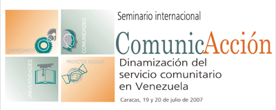 Seminario Internacional ComunicAccin